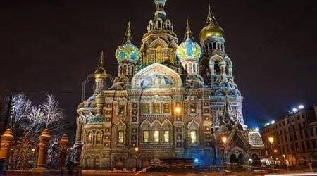 City break invernale a San Pietroburgo
