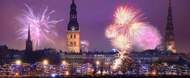 Capodanno nelle Repubbliche Baltiche