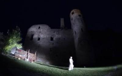 Haapsalu: la leggenda della Dama Bianca (Estonia)