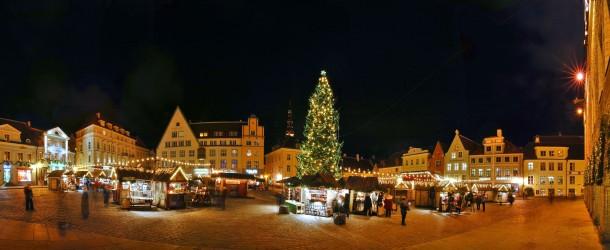 Mercatini di Natale a Tallin