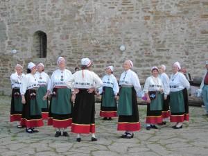 Narva days dancers