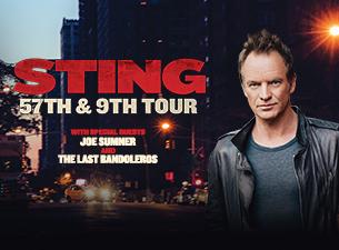 Sting in concerto a Tallin