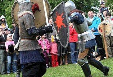 Tallin giornate medievali
