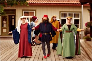 Tartu Hanseatic Days.