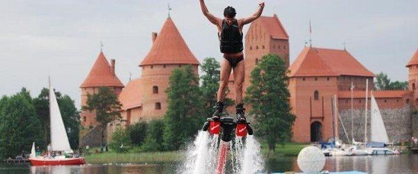 La sagra estiva di Trakai