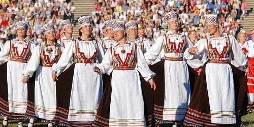 Tallin: Festival di Canti e Danze