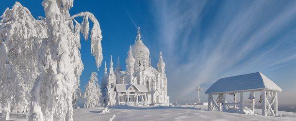L'Anello d'Oro della Russia in Inverno