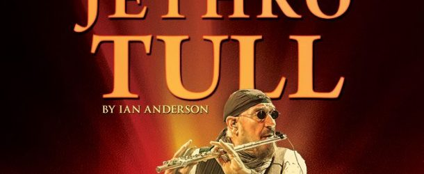 Jethro Tull by Ian Anderson a Tallin