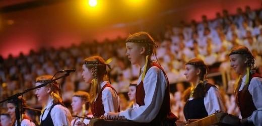 Festival di Canti e Balli Lettoni
