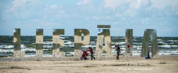 Liepaja: il festival de mare