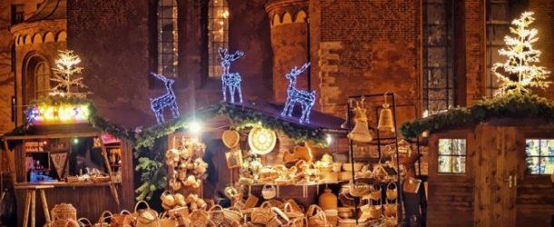 I mercatini di Natale di Riga