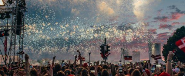 Il Festival della Città di Riga