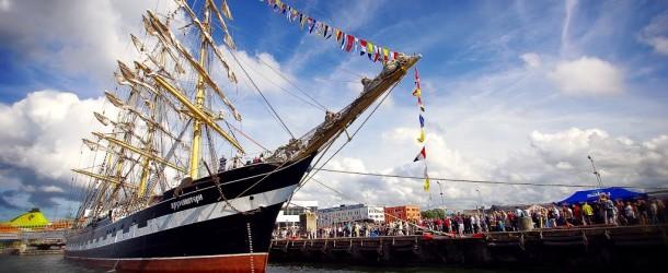 Tallin: Giorni marittimi