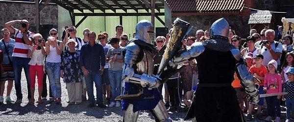 Il festival medievale di Trakai
